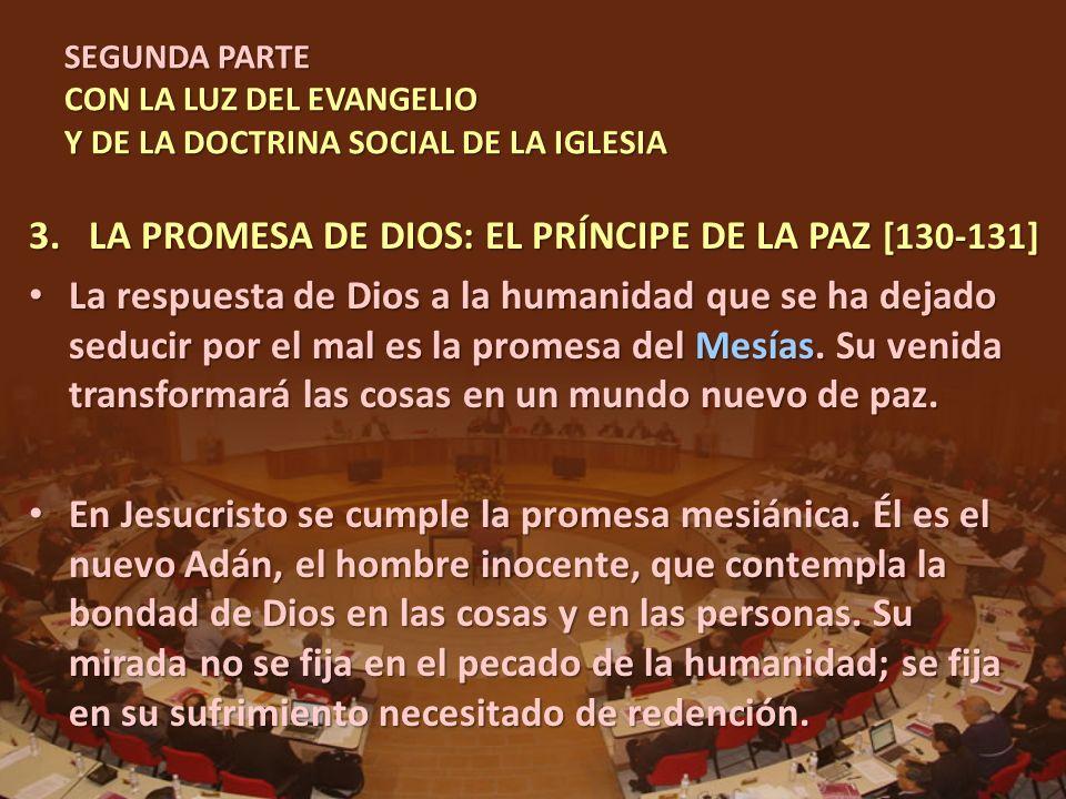 LA PROMESA DE DIOS: EL PRÍNCIPE DE LA PAZ [130-131]
